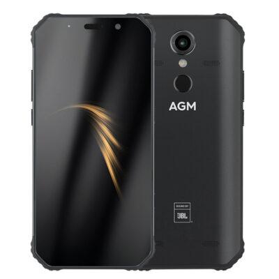 """Gli Indistruttibili: AGM A9 JBL - Certificato IP68; Android; CPU Octa-core; Schermo da 5.99"""""""