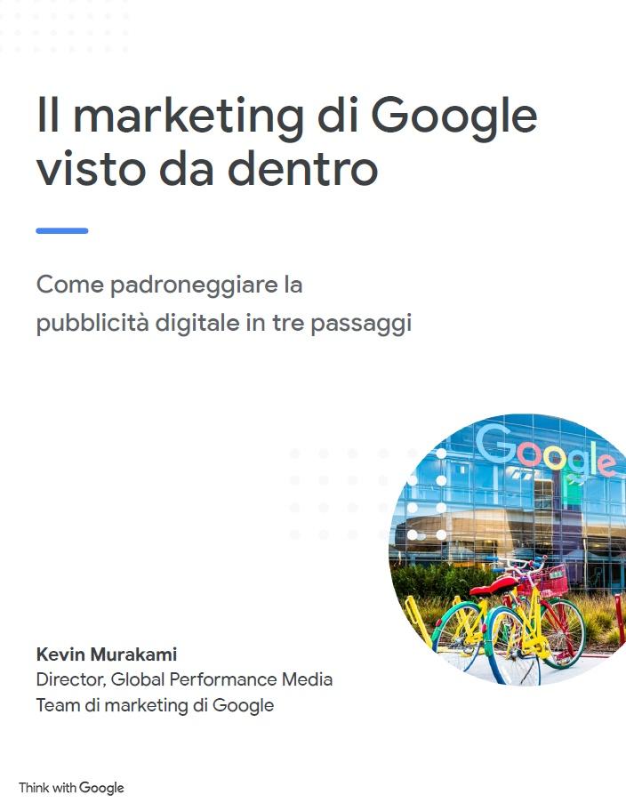 Il marketing di Google visto da dentro