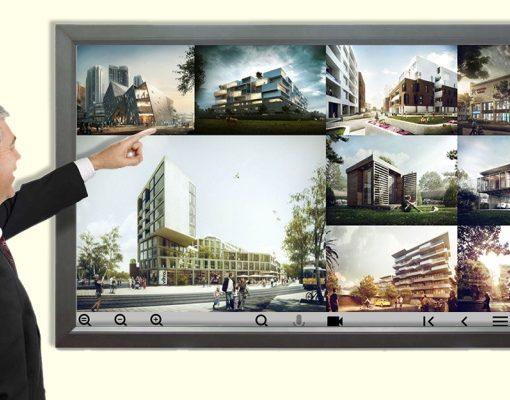 Touch-Viewer, l'applicazione per presentazioni professionali