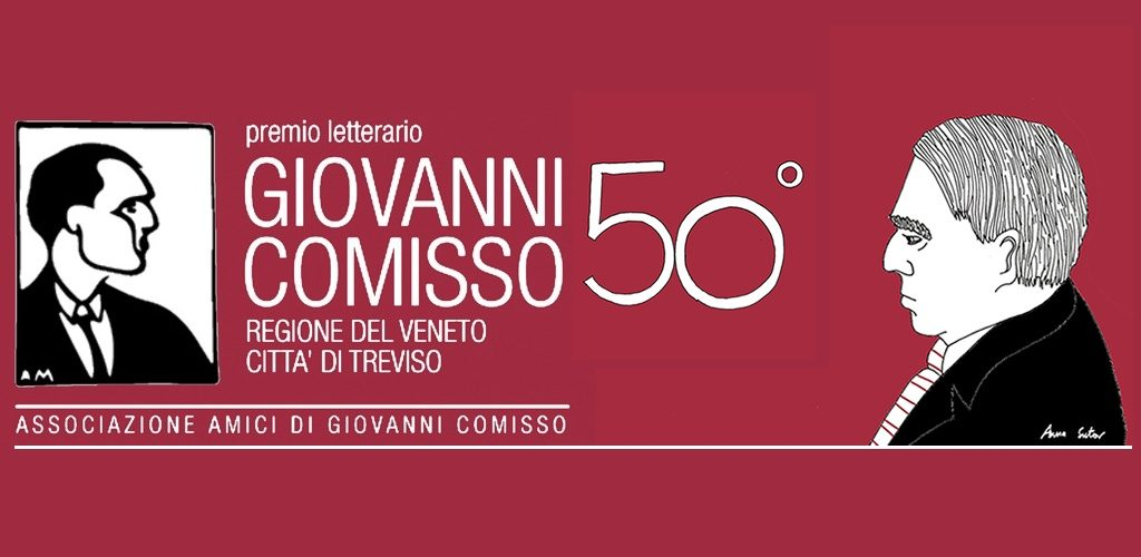 Premio letterario Giovanni Comisso - Immagine guida di Anna Sutor