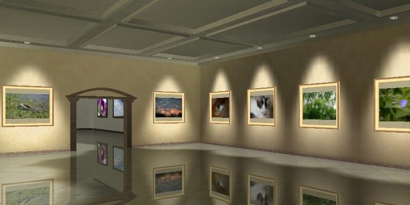 Expo 3d – Servizio per la realizzazione di Esposizioni Virtuali tridimensionali