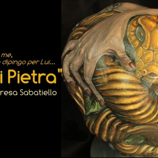 """Le """"Anime"""" (e i """"Frammenti"""") di Pietra di Maria Teresa Sabatiello sono online!"""